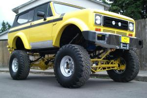 1979 International Scout II 4x4 20 inch Lift