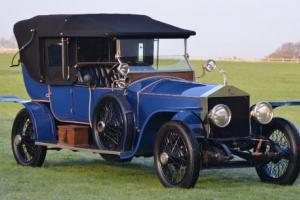 1920 Rolls-Royce Silver Ghost Barker Torpedo Cabriolet