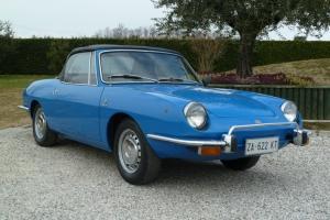 FIAT 850 SPECIAL 1970 SPYDER BERTONE , ALL ORIGINAL