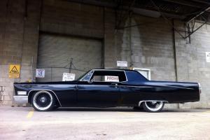1968 Cadillac Coupe Calais Deville Buick Chev Impala Lowrider