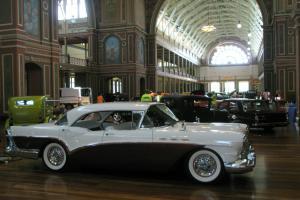 Sold 1957 Buick 4 Door Pillarless Tank Cruiser