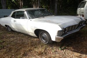 1967 Chev Impala Convertible SS
