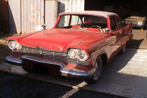 1957 Plymouth Belvedere 2 Door Chrysler Mopar Imperial Dodge 1958