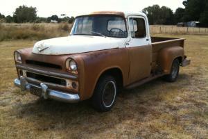 1957 Dodge Stepside Pickup Rare American Model