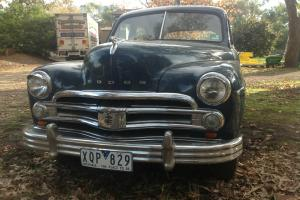 1950 Dodge Kingsway Custom