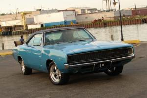 68 Dodge Charger R T