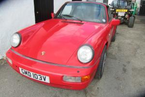 Porsche 911 Targa Air cooled 1980 Needs slight tidy to make mint Photo