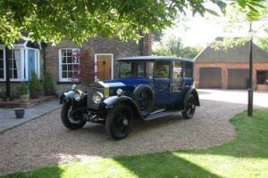 Rolls-Royce 20 Landaulette By park ward  Photo