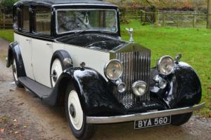 1935 Rolls-Royce 20/25 Barker Limousine  Photo