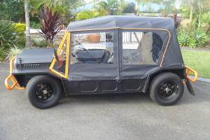 Mini Moke 1980 Galvanised Body Full Restoration NO Reserve