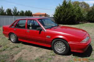 Holden Commodore VL Nitron Peter Brock Nissan 6CYL 5 Speed Manual NON Turbo HDT  Photo
