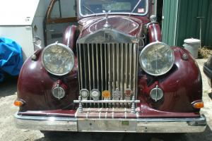 Rolls Royce 1933 Light Saloon