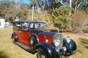 Rolls Royce 20 25 1935