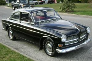1962 Volvo B18 122s Photo
