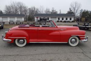 Chrysler Windsor Convertible