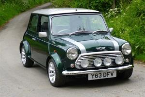 2001 ROVER MINI COOPER SPORT 500 ON JUST 3460 MILES FROM NEW  Photo