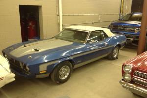 1967 1968 1969 1970 1971 1972 Shelby boss fairlane