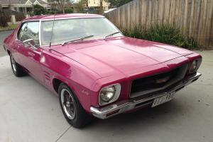 Holden Monaro GTS 1973 2D Coupe 4 SP Manual 5L Carb Photo