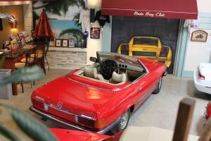 Mercedes-Benz : SL-Class Leather & Cloth