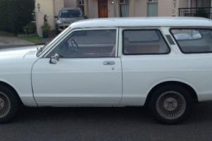 Super Rare Datsun Nissan Sunny Wagon 2 Door Coupe Manual Only ONE FOR Sale IN OZ in Sans Souci, NSW Photo