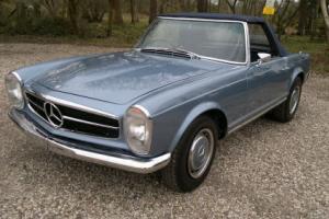 1969 Classic Mercedes-Benz 280sl Pagoda w113
