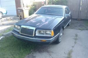Ford : Thunderbird complete