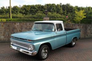 1963 Chevrolet Apache C10 Fleetside Pickup Truck - Chevy 400ci V8 & TH350 Auto