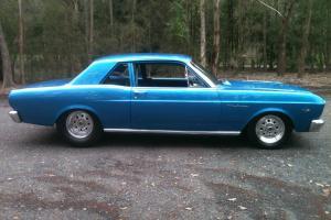 Ford FALCON1966 Futura Sports Coupe PRO Street