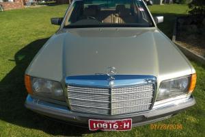 Mercedes Benz 280 SE Dual Fuel Photo
