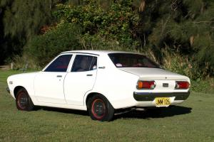 Nissan Datsun 120Y 1200 CC 4 Speed 4 Door Deluxe Sedan Maybe Best IN THE World in Barrack Heights, NSW Photo