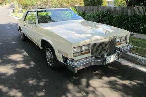 Cadillac Eldorado 2 Door American CAR RH Drive Swap Mini Minor OR JET SKI in Glen Waverley, VIC