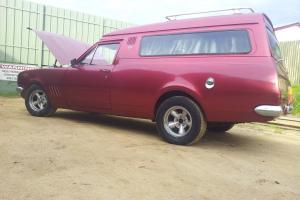 HG Panelvan Holden 350 Chev 010 9 Inch LSD GTS Monaro Options