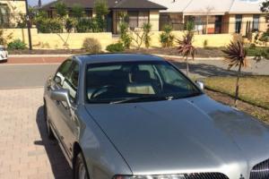 Mitsubishi Verada XI 2002 4D Sedan 4 SP Auto Sports MOD 3 5L Multi Point in Quinns Rocks, WA