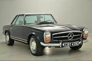 Mercedes-Benz 280 SL Pagoda,Automatic,LHD,Full History from new.