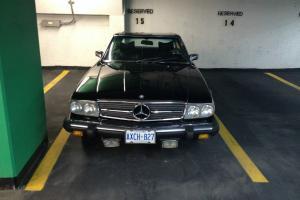 Mercedes-Benz : SL-Class 450