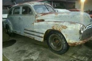 1946 Buick CAE in Glenroy, VIC