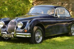1959 Jaguar XK150 FHC 3.4 Litre