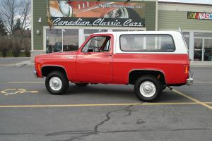 Chevrolet : Blazer Truck