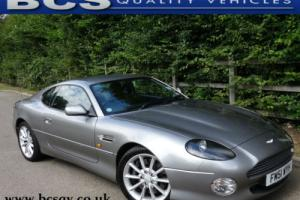 2001 51 Aston Martin DB7 V12 Vantage Photo
