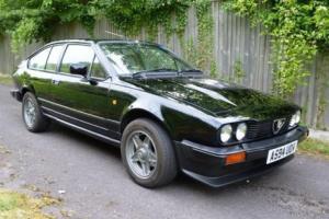 1983 Alfa Romeo Alfetta GTV6 (3L)