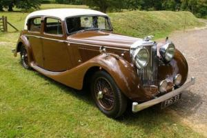 1947 Jaguar Mk IV (3½ litre) Photo