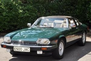 1987 Jaguar XJ-SC V12 Cabriolet Photo