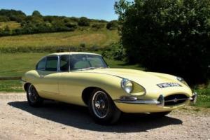 1968 Jaguar E-Type Series I Fixedhead Coupé