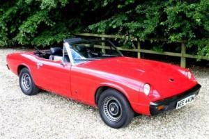 1973 Jensen Healey Mk.I