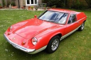 1970 Lotus Europa S2 Photo