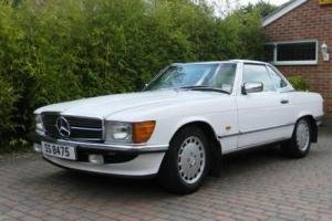 1986 Mercedes-Benz 300 SL