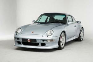 FOR SALE: Porsche 911 993 Turbo