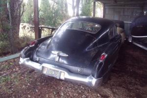 1949 Buick 2 Door Sedanette