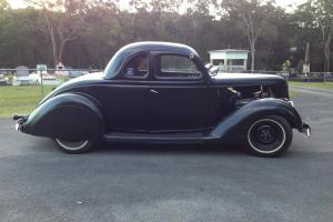 HOT ROD Ford 1936 Five Window Coupe Gold Coast in Upper Coomera, QLD