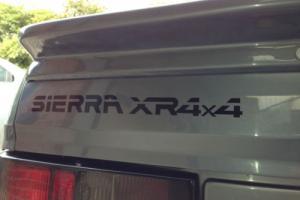Ford Sierra XR4x4 2.8i - 20xPics